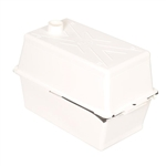MTS Products 250 Large RV Battery Box - White