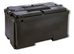 NOCO HM408 Snap-Top Battery Box, 6V Dual, End to End