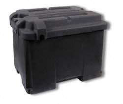 NOCO HM426 Snap-Top Battery Box, 6V Dual, Side by Side