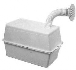 MTS Products 200276 Small Battery Box White