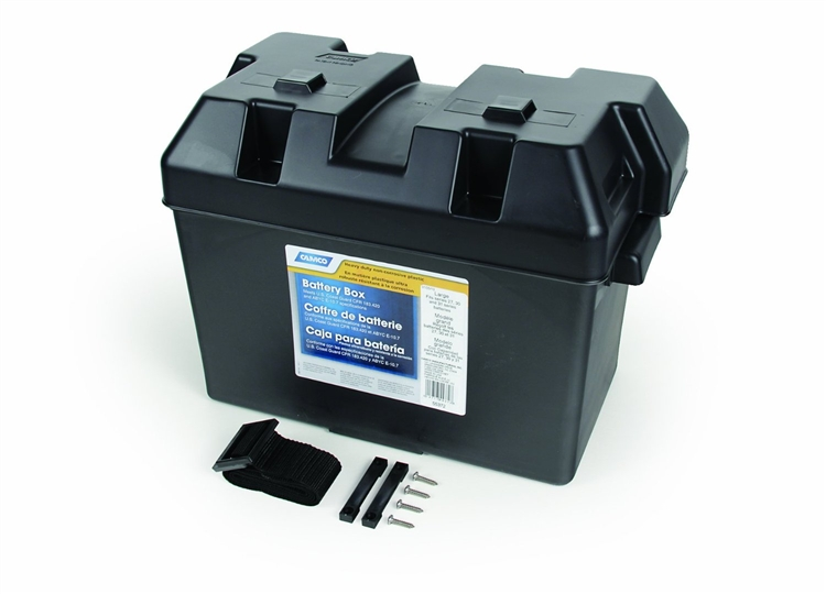 Boat Marine RV 27 30 /& 31 Series Battery Tray Easy Install Includes Screws