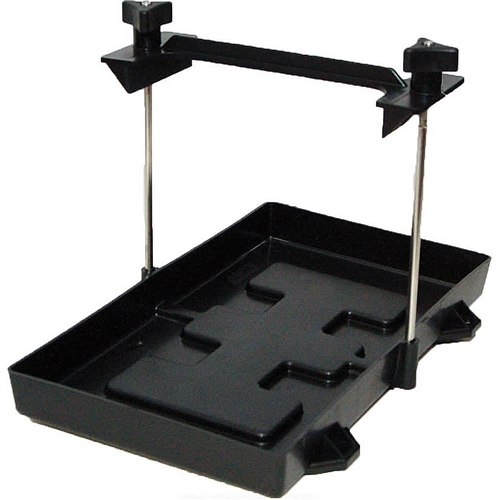 Camco 55404 Battery Tray, Large