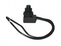 "Valterra DG52451VP Push Button Switch - 4"" Wire Leads"