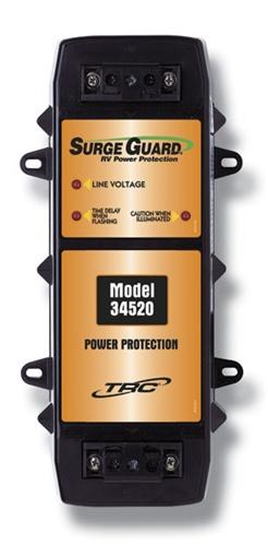 Surge Guard 34520 002 Permanent Rv Surge Protector 30 Amp