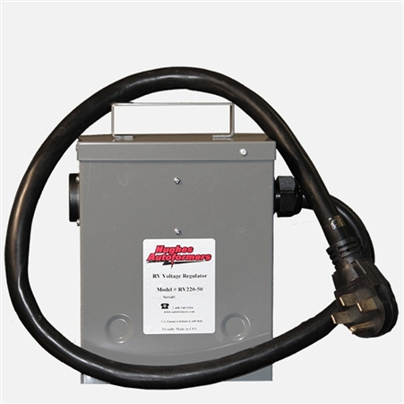 Hughes Autoformer RV220-50 50 Amp Voltage Booster