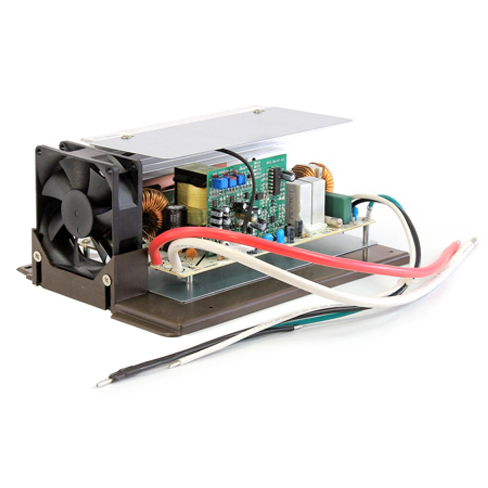 WF-8955PEC-DA Brown Replacement Door for Converter//Charger WFCO