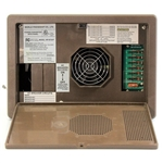 WFCO WF-8735-P Power Center - 35 Amp - Brown