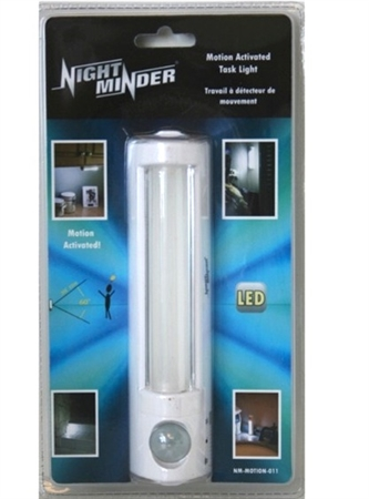 Night Minder Motion Activated Task Light
