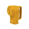 Camco 55343 Power Grip Replacement Receptacle - 30 Amp Female