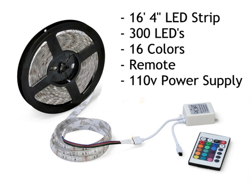 U camp rollumup 16 led light strip with remote rollumup 16 led light strip with remote aloadofball Choice Image