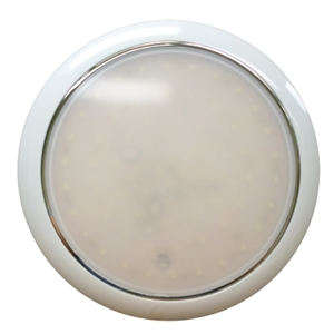 "Diamond Group 52651 5"" Round LED Slim Line Touch Light"
