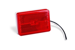 Side Marker Clearance Light - Red