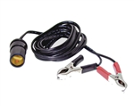 Battery Clip Extension Cord