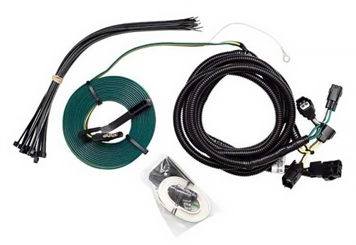 Demco 9523115 Towed Connector Wiring Kit For 2014-2021 Jeep Grand Cherokee