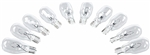 Camco 54766 #912 Incandescent Light Bulbs - 10 Pack