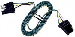 Reese 118636 4-Way Flat Trailer Wiring Kit