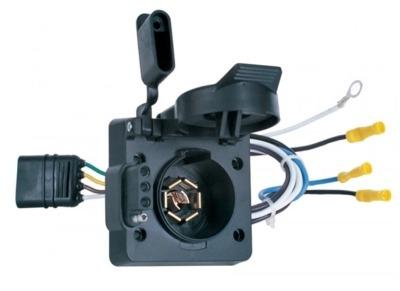 Hopkins 47185 multi tow wiring adapter kit 74 freerunsca Images