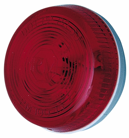 Peterson V102R  Red Surface Mount Clearance Light