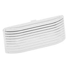 Bargman 34-78-021 Clear Replacement Lens For Porch Lights
