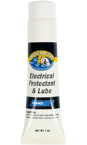 Camco 55013 Power Grip Electrical Protectant & Lube