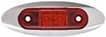 Peterson V168XR Slim-Line Clearance/Side Marker Light - Red