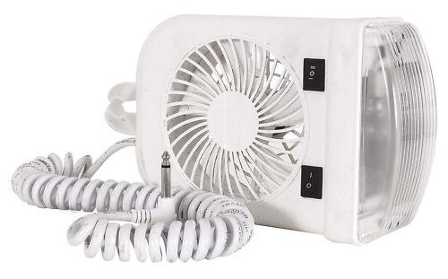 Fasteners Unlimited 001 103 Combination Fan Bunk Light