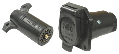 Pollak 12705E 7 Way Connector