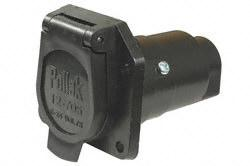 Pollak 7-Way Connector Car End