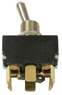 Pollak 34-571 Toggle Switch 20 Amp