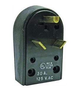 30 Amp Angle Power Plug