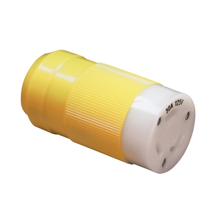 Marinco 305CRCN 30 Amp Female Connector