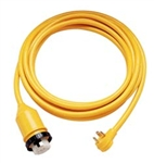 Marinco 124ARV-25 50F To 30M, 25 Foot Rv Adapter