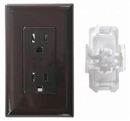 ODYSSEY GROUP Brown Receptacle