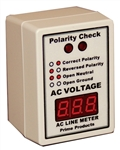 Prime Products 12-4058 AC Line Monitor Polarity Tester