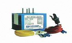 Sure Power 9523A Sure Power 95 Amp Isolator w/ Wiring Kit, 4 Terminal
