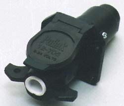 Pollak 12-712V Car End With Bracket