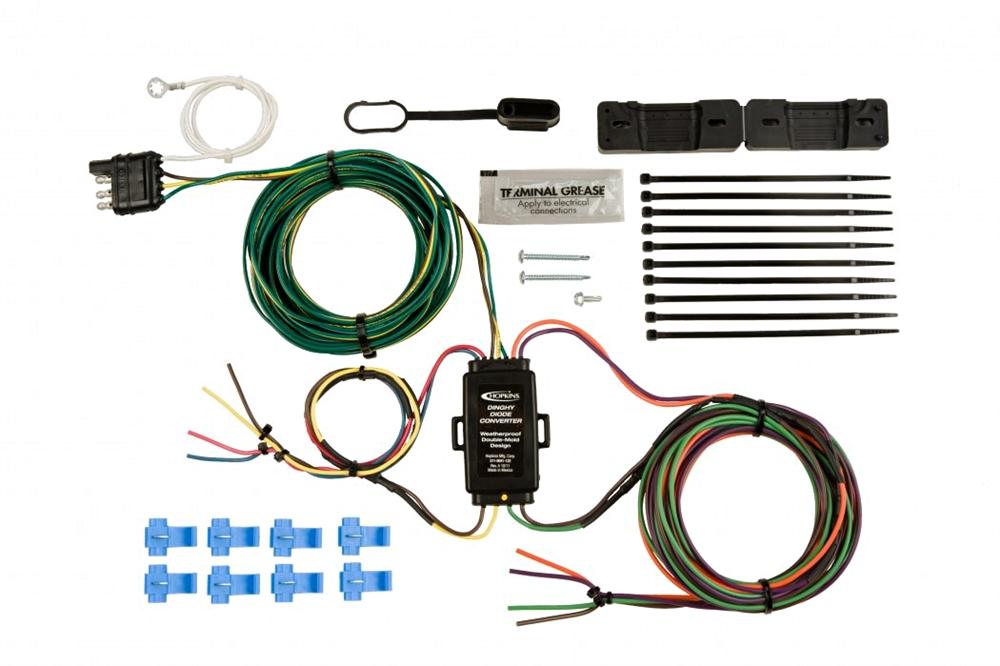 Hopkins 55999 Universal Towed Vehicle Wiring Kit