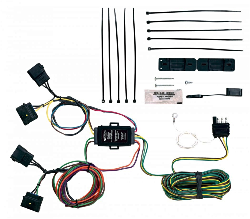 Pleasant Hopkins 56000 Ford Lincoln Mazda Towed Vehicle Wiring Kit Wiring Cloud Inamadienstapotheekhoekschewaardnl