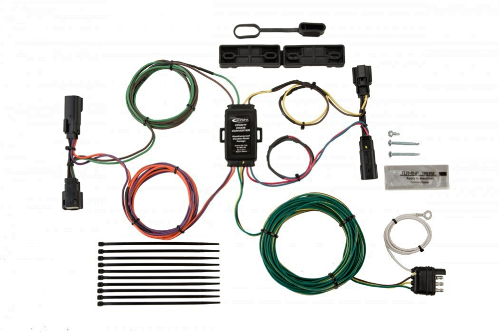 Enjoyable Hopkins 56002 Lincoln Towed Vehicle Wiring Kit Wiring Cloud Inamadienstapotheekhoekschewaardnl
