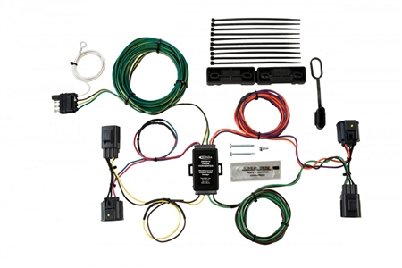 Hopkins Towing Solutions 56008 Ford Focus Hatchback Towed Vehicle Wiring Kit
