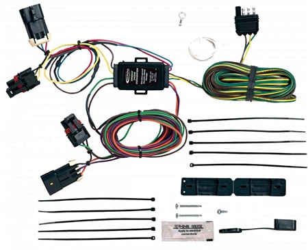 Hopkins Towing Solutions Chevy/Pontiac Towed Vehicle Wiring Kit