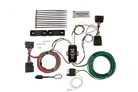 Hopkins Towing Solutions Cadillac Towed Vehicle Wiring Kit