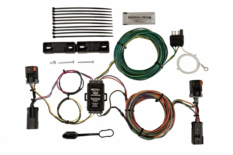 hopkins 56203 jeep liberty 2002 2007 towed vehicle wiring kit Jeep Clutch Installation