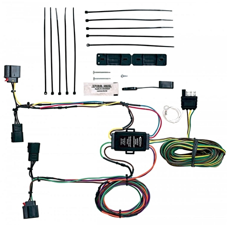 Hopkins 56207 Jeep Towed Vehicle Wiring Kit
