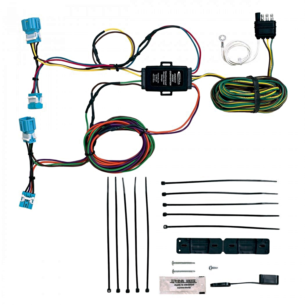 Astonishing Hopkins Towing Solutions 56300 Honda Towed Vehicle Wiring Kit Wiring Cloud Inamadienstapotheekhoekschewaardnl