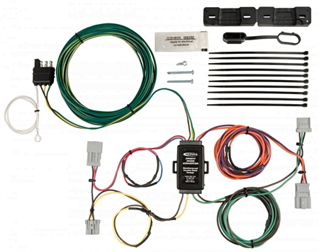 Hopkins 56302 Honda Towed Vehicle Wiring Kit