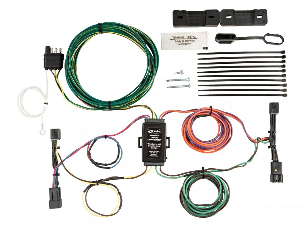 motorhome tow vehicle wiring vehicle wiring harness