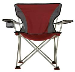 Travel Chair 589V-RED Easy Rider Camping Chair, Red