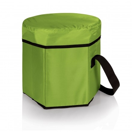 Picnic Time Bongo Cooler - Lime