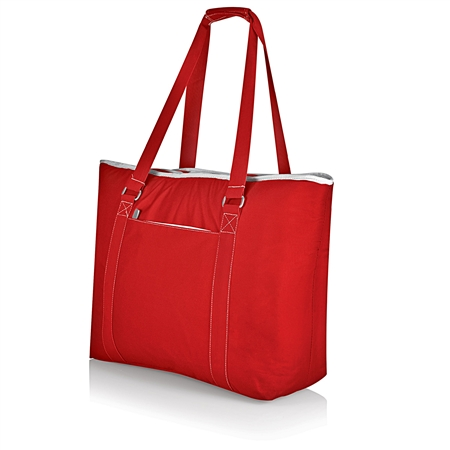 Picnic Time Tahoe Cooler Tote - Red